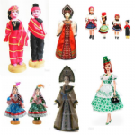 Costume National Dolls